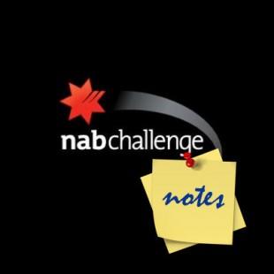 NAB Challenge Notes – Week 2