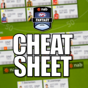 2015 Cheat Sheet – Roy, Calvin and Warnie's teams