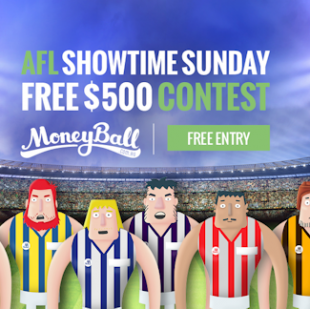 Win cash with Moneyball daily fantasy in Rd 9