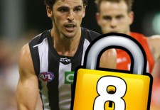 Big scores are back – Round 8 Review