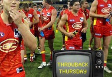 THROWBACK THURSDAY – Round 6 – The Heralded Suns / Gary Ablett edition