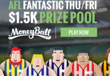 More chances to win in Moneyball in round 14