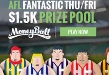 Thu/Fri Moneyball contests