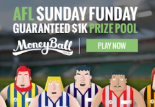 $1K prize pool guaranteed in Sunday Funday