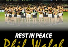 RIP Phil Walsh – Round 14 Review