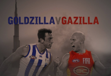 Goldzilla v Gazilla – Round 15 Review