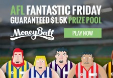 Round 23 Moneyball contests open
