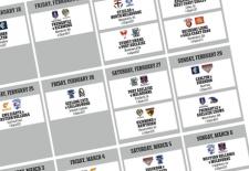 NAB Challenge 2016 fixture