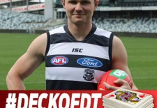 Patrick Dangerfield – Deck of DT 2016