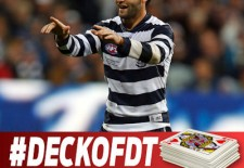 Jimmy Bartel – Deck of DT 2016