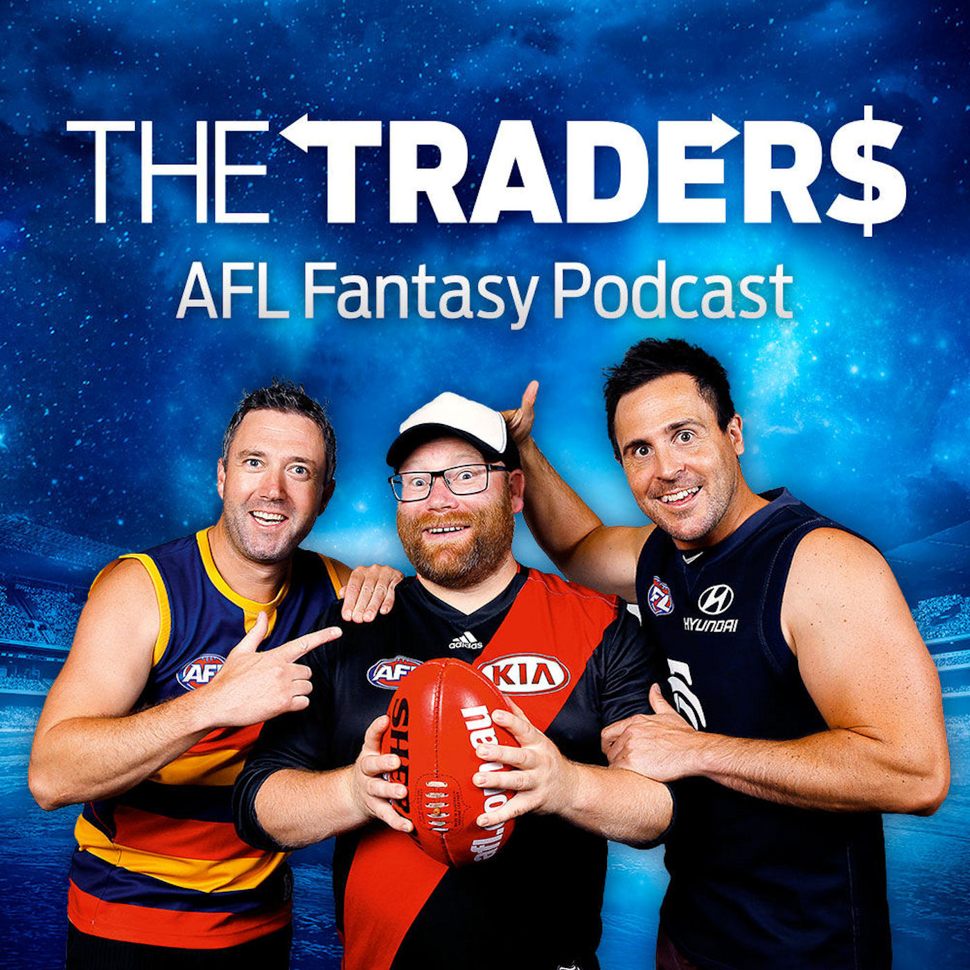 The Traders' AFL Fantasy Podcast