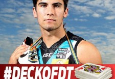 Chad Wingard – Deck of DT 2016