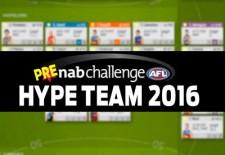 Pre-NAB Challenge Hype Team 2016
